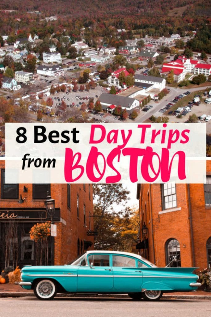 unique Day trips from boston