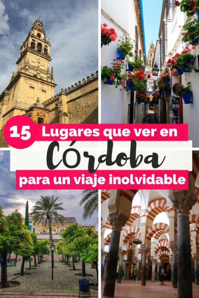 los lugares más bonitos de Córdoba para visitar