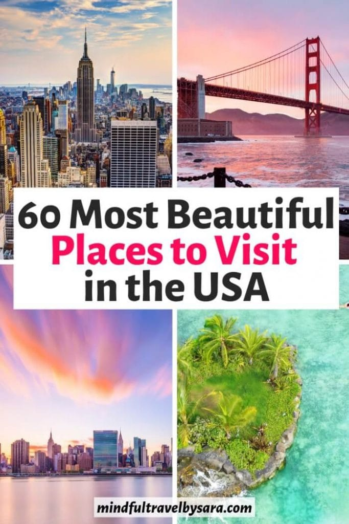 Best Places to visit in the US