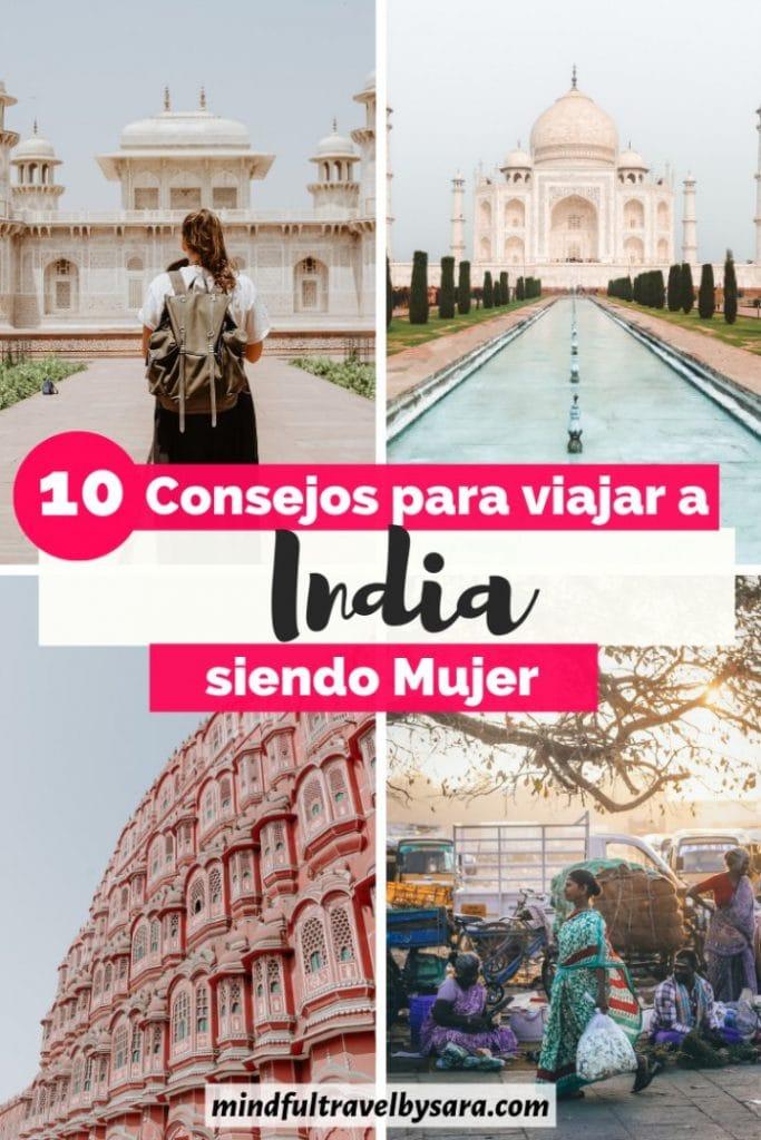 Consejos para viajar a India siendo mujer