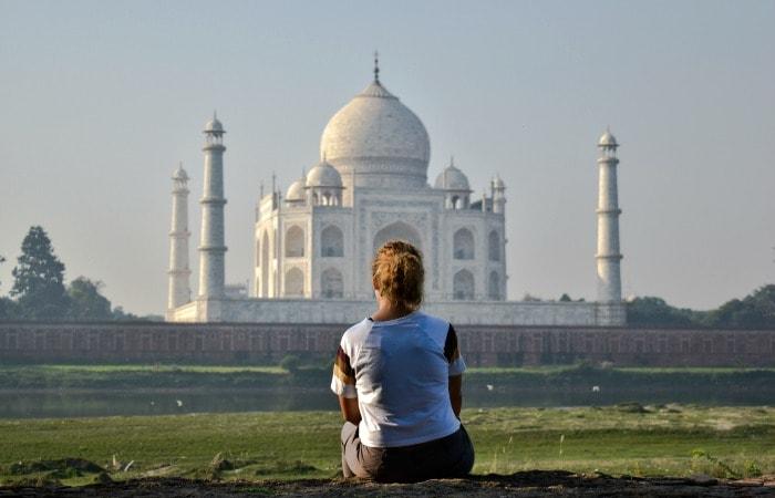 Es Seguro viajar a India siendo Mujer