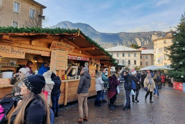 Norte de Italia en navidad