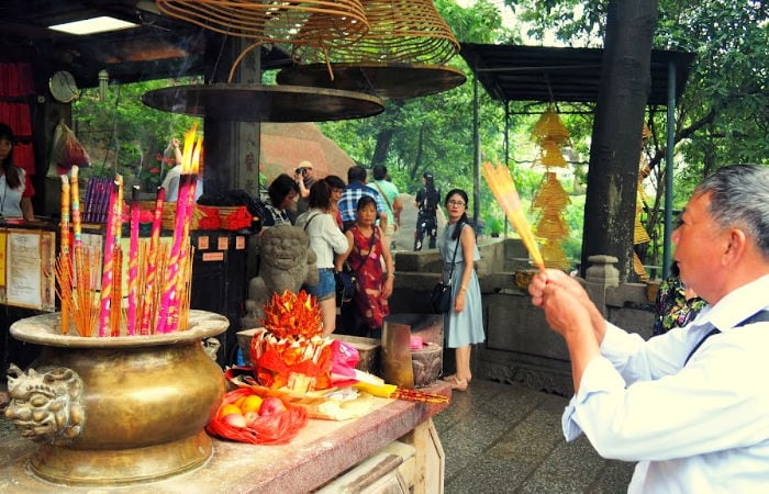 Templo A-Ma Gao Macao