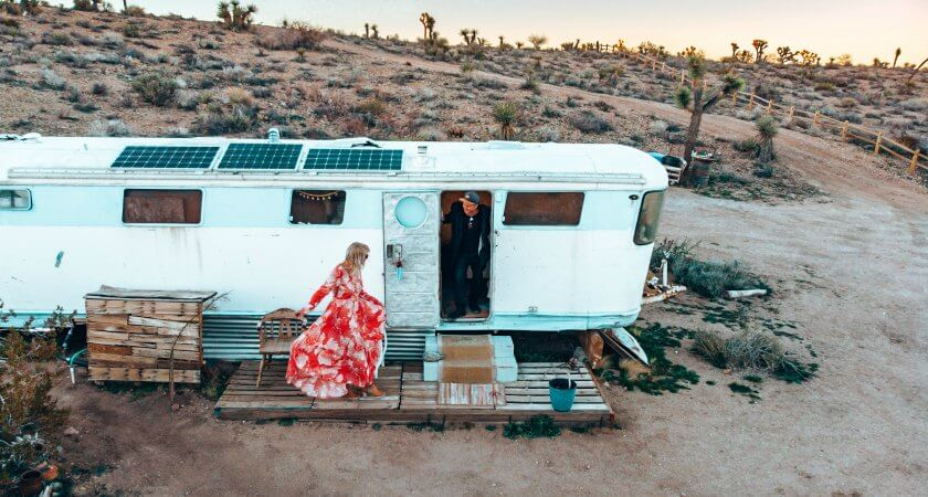 ▷ Where to stay in Joshua Tree National Park: Hotels, Camping, Glamping