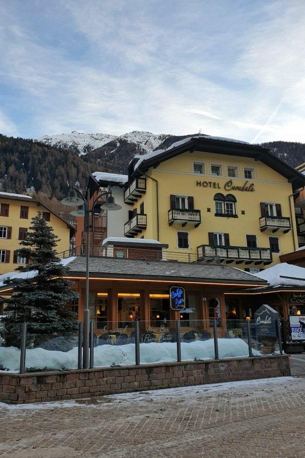 donde alojarse en Trentino