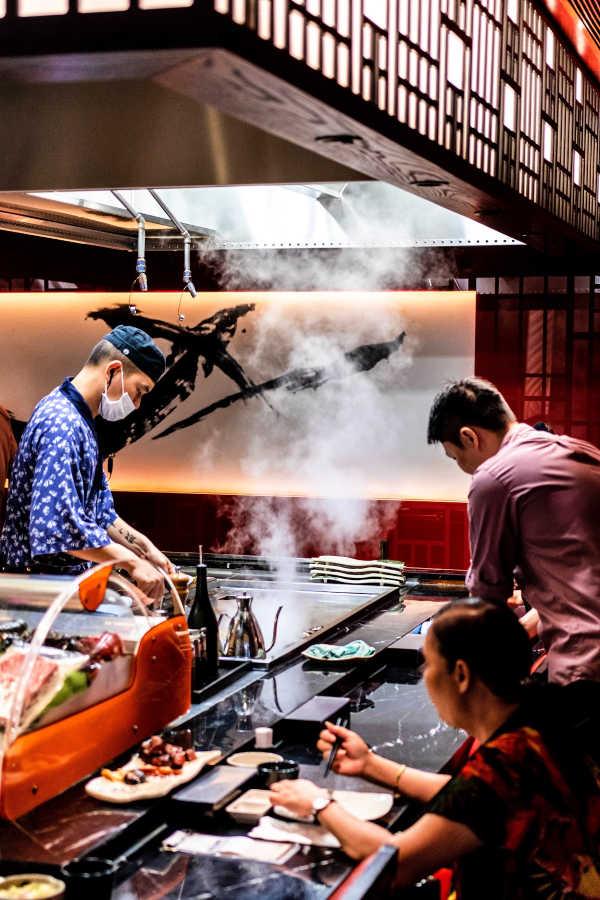 donde comer en Macao