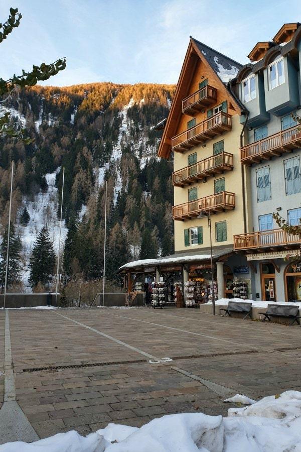 donde dormir en Trentino