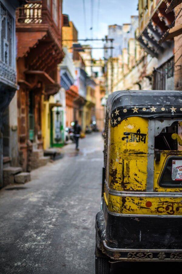 es peligroso viajar a la india