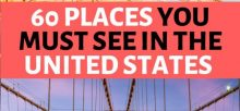 famous places in usa
