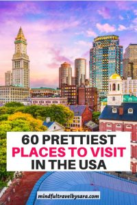 favorite places to visit in the USA