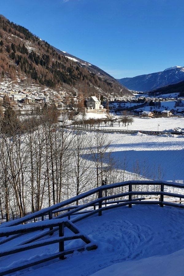 lo más bonito del norte de Italia,