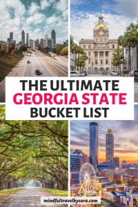places to visit in Georgia state USA