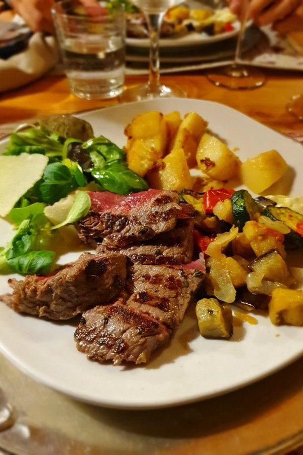 que comer en Trentino