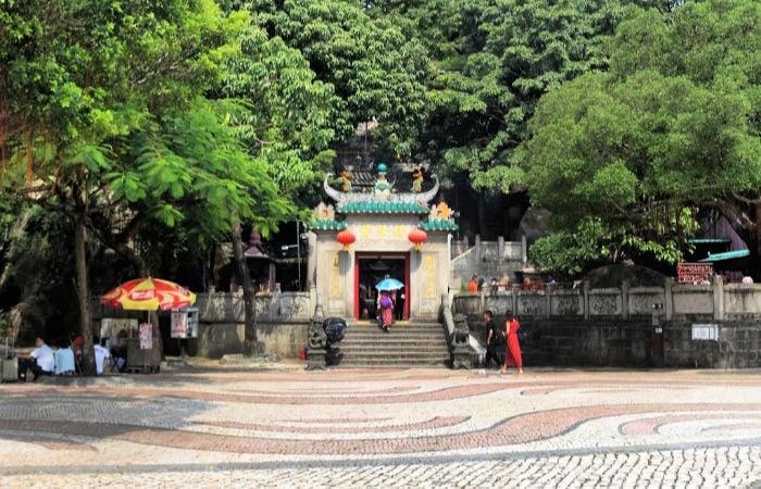 que ver en Macao en un dia