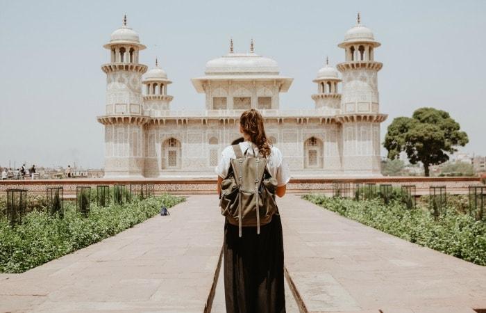 tips para viajar a India mujer