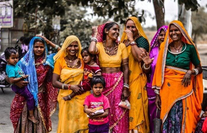 viajar a la india mujeres solas