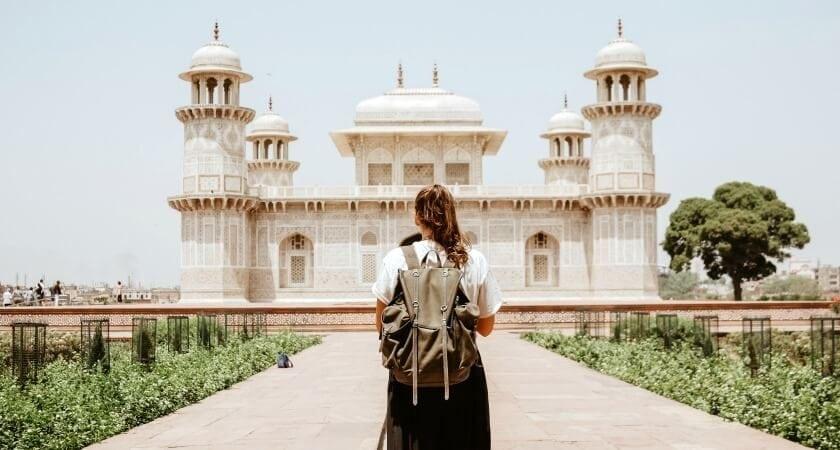viajar a la india siendo mujer consejos