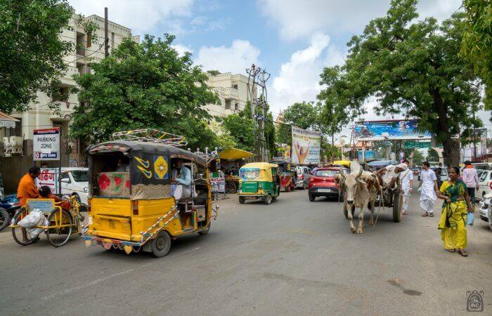 viajar sola a Calcuta