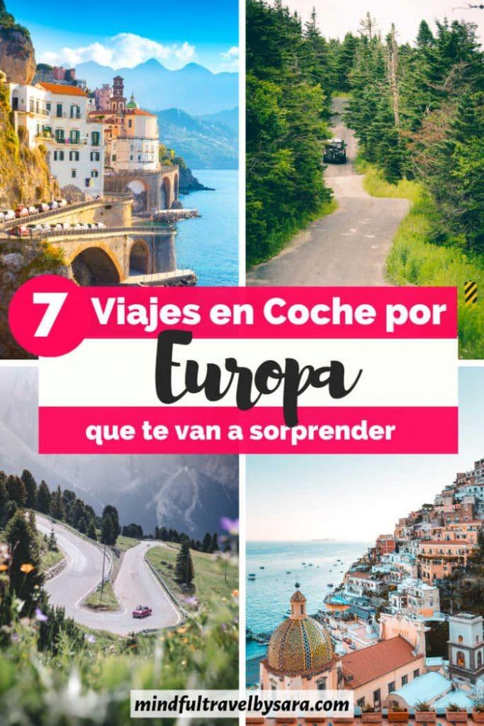 Mejores viajes en coche por Europa