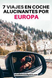 Mejores viajes por Europa en coche