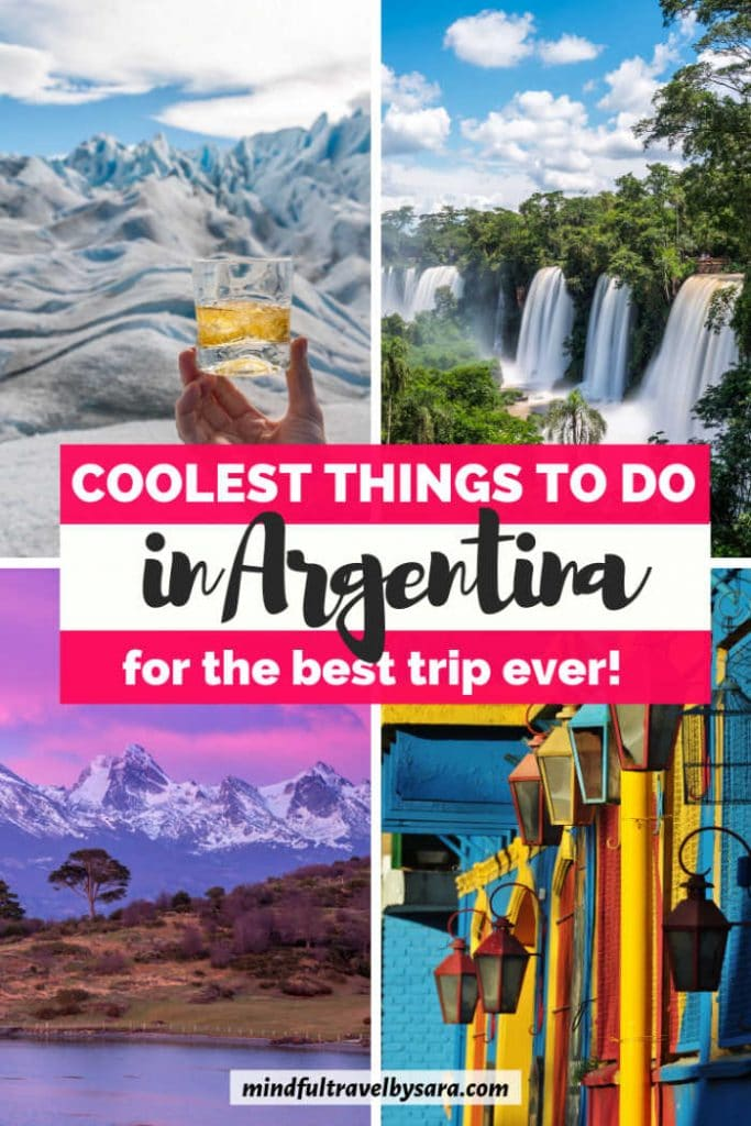 What are some good unknown places to visit in Argentina