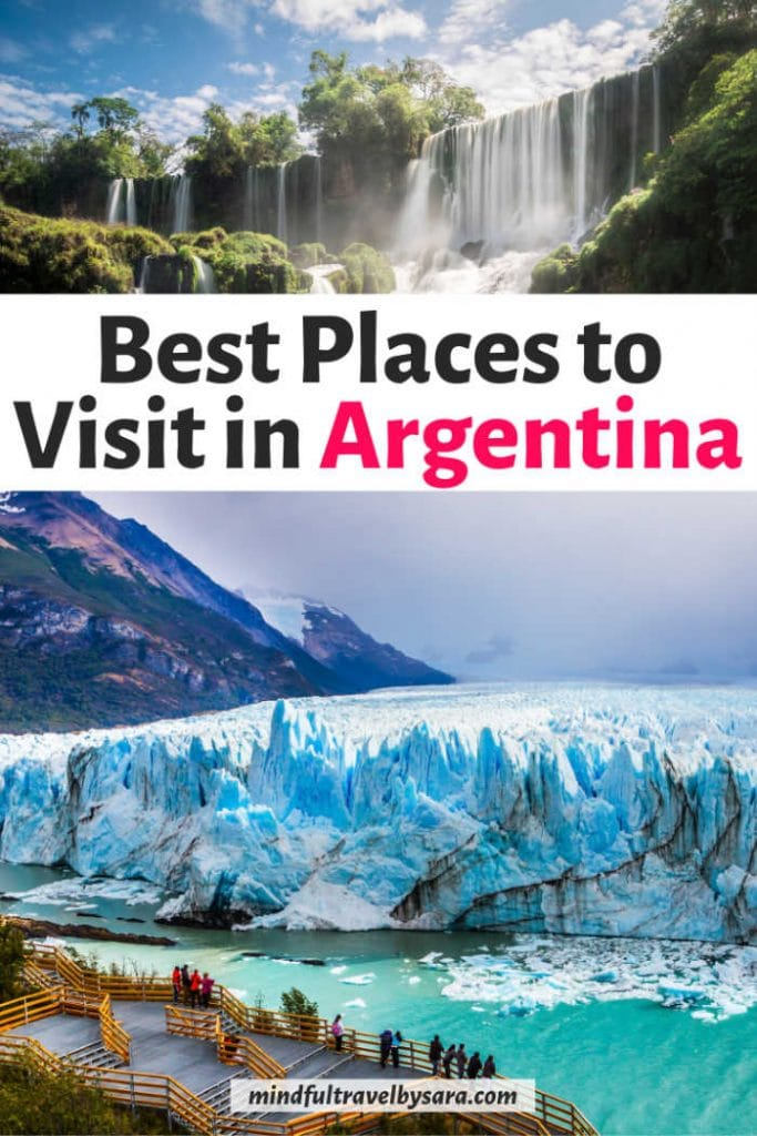 What are the most interesting tourist attractions in Argentina