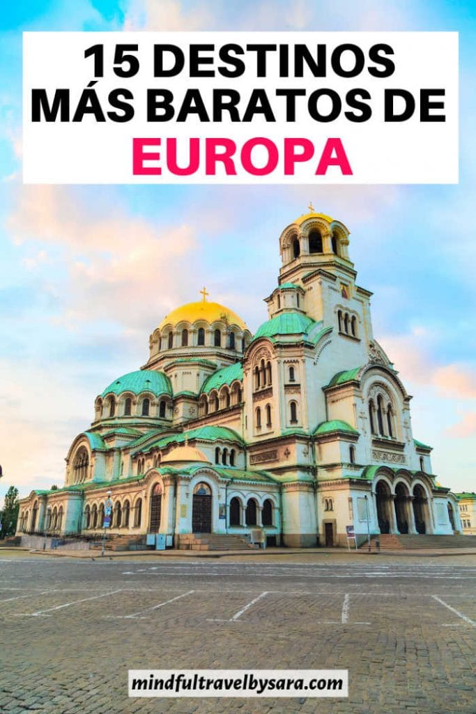 ciudades baratas europa 2020