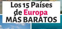 lugares de europa baratos para viajar