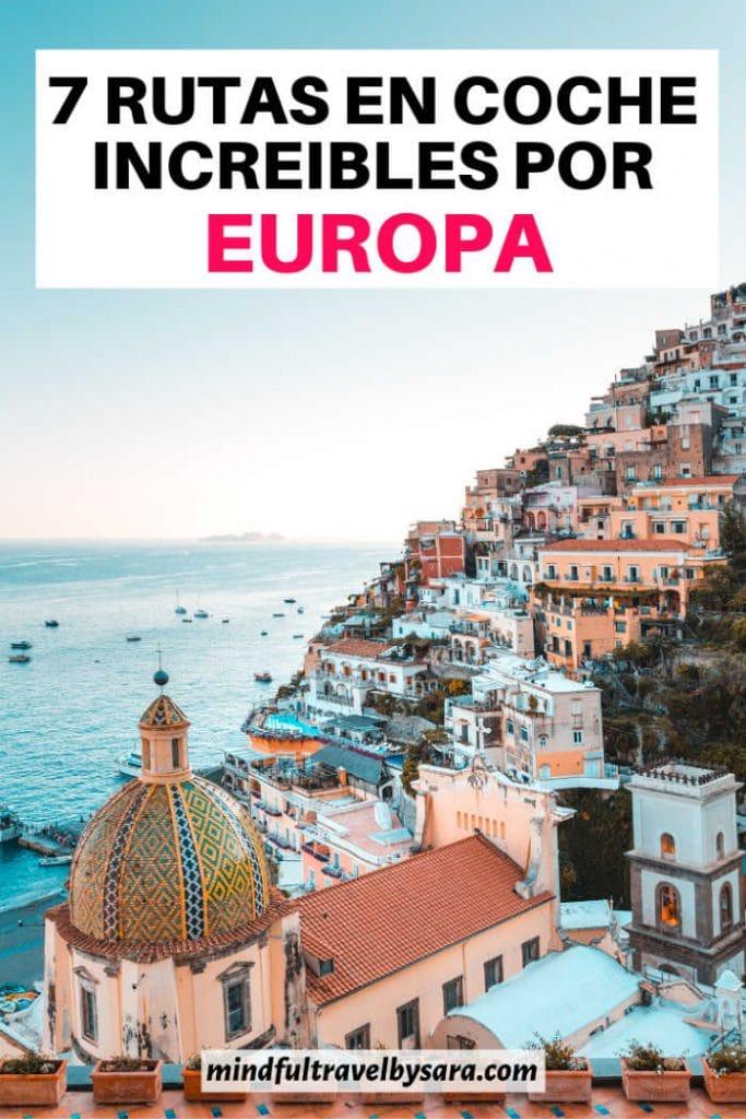 viajes en coche por Europa