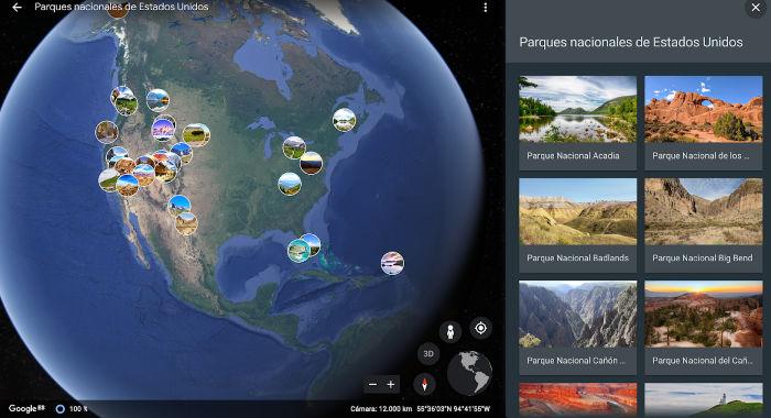 Visitas virtuales Google