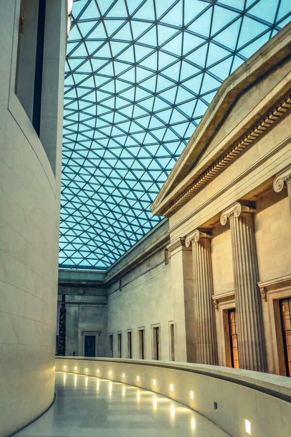 visita virtual museo britanico londres