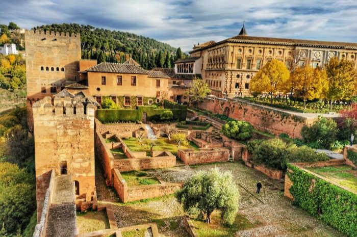 Curiosidades y leyendas de la Alhambra