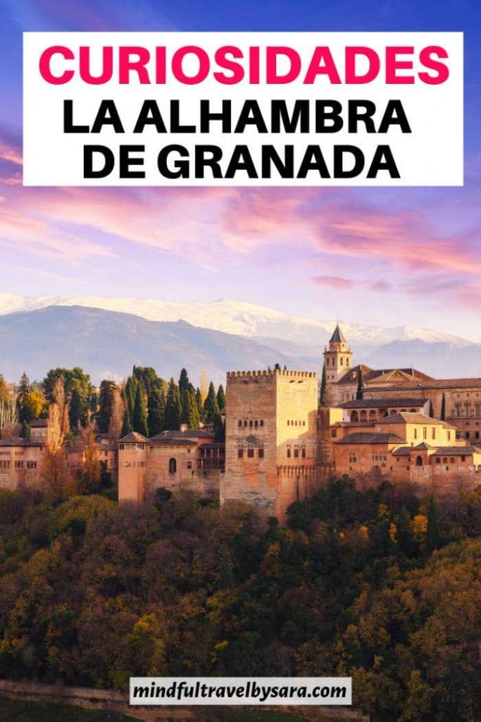 Lo que nadie sabe de La Alhambra