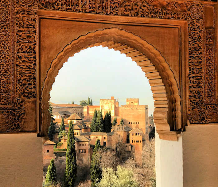 Recuerdos de la Alhambra curiosidades