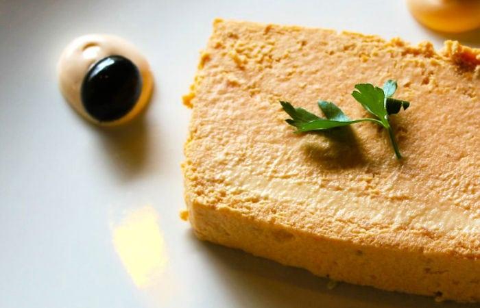 Pastel de Cabracho típico de Asturias