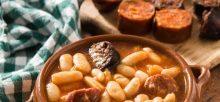 Platos típicos de la gastronomía asturiana