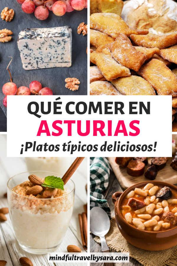 Qué comer en Asturias platos típicos