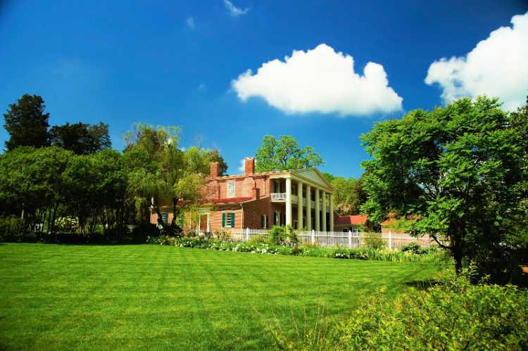Andrew Jackson's Hermitage in Nashville TN