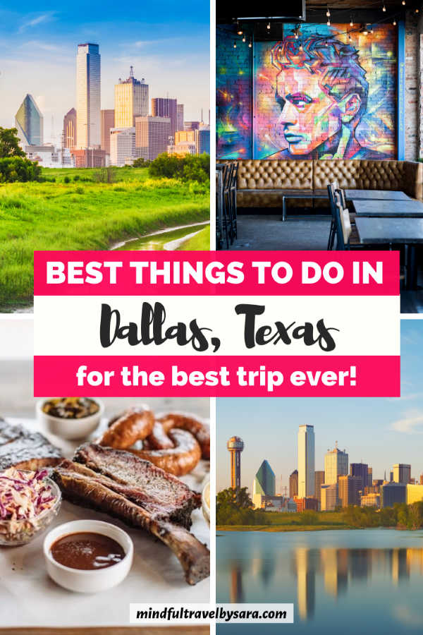 Cool Things to do in Dallas Texas