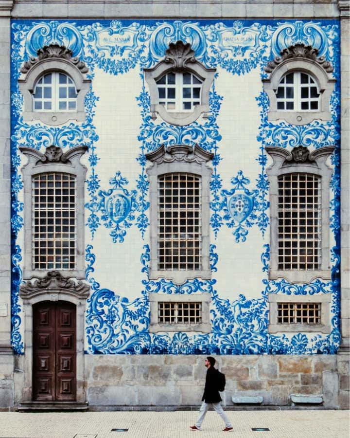 Azulejos portugueses Oporto