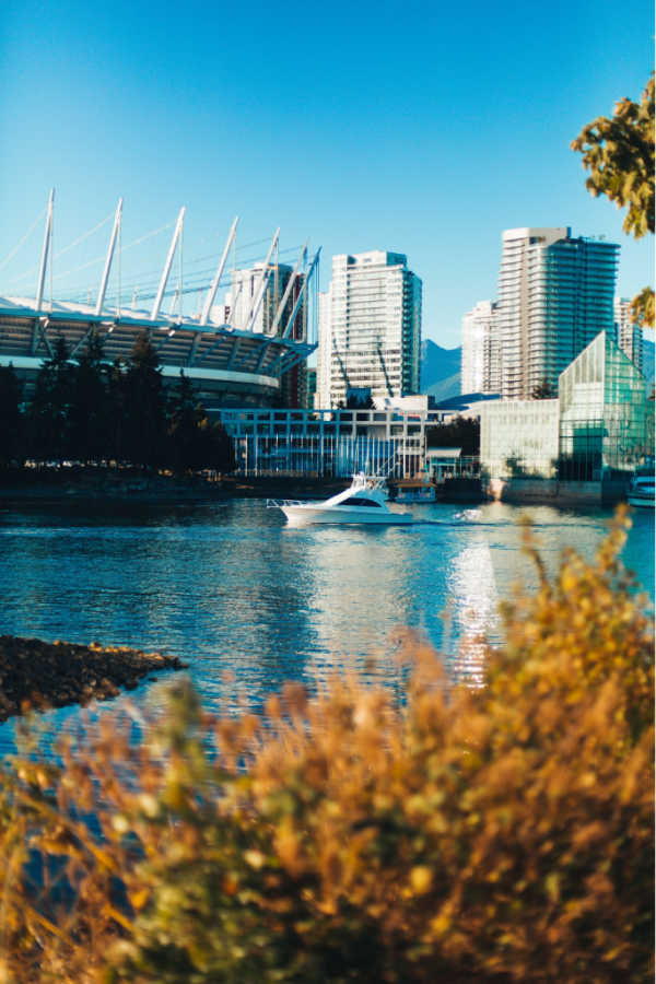 Best hotels in Vancouver BC