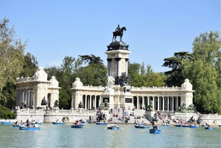 Best spring break in Madrid, Spain