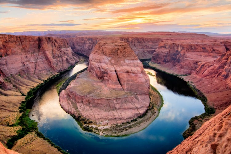 Grand Canyon in Spring