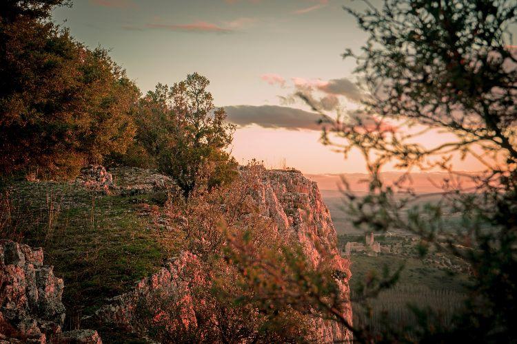 Mirador de Galiana, Toledo en otoño