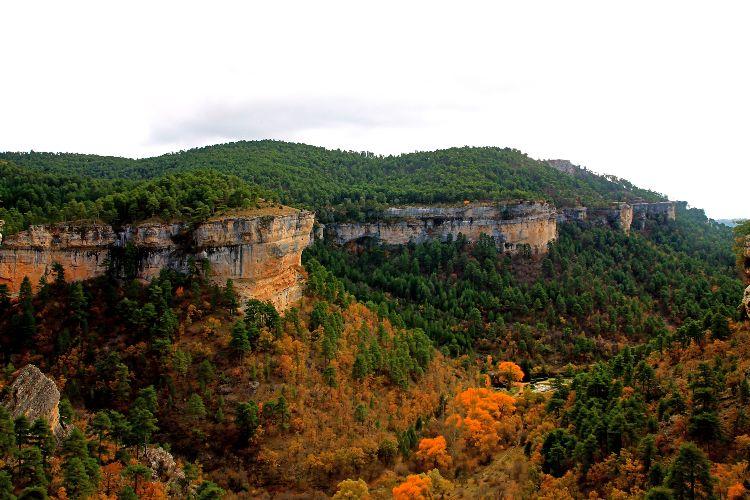 Serrania de Cuenca, Donde viajar en otoño por España
