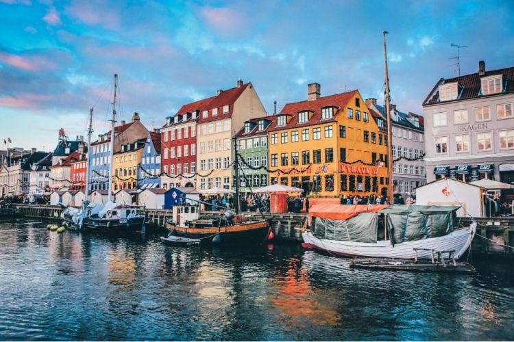 Spring Break in Copenhagen
