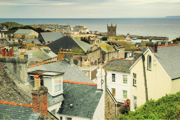 Spring destinations in the UK