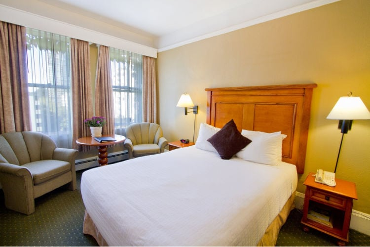 The Sylvia Hotel Vancouver