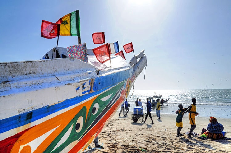 unusual spring break destinations for families in Gambia