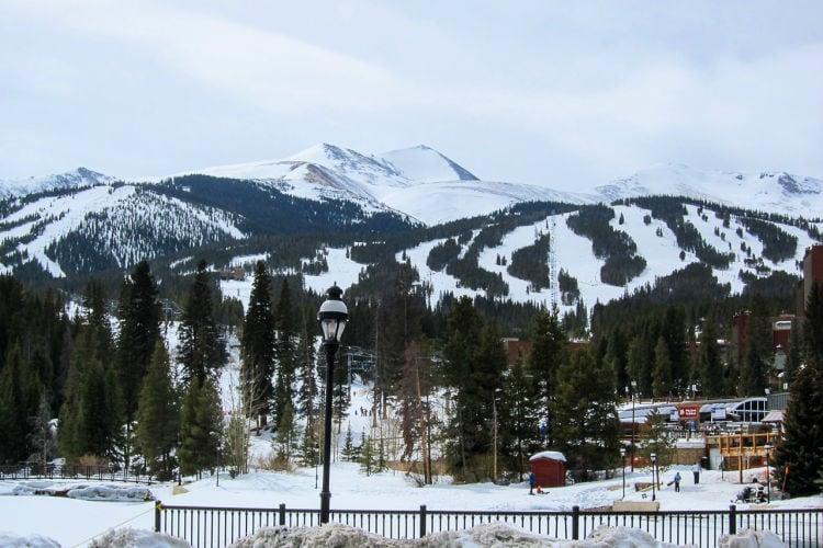 Breckenridge winter activities